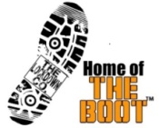 Image of a Boot footprint