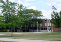Bowling Green High School image of building