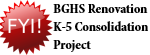 FAQ BGHS Renovation & Elementary Consolidation Project